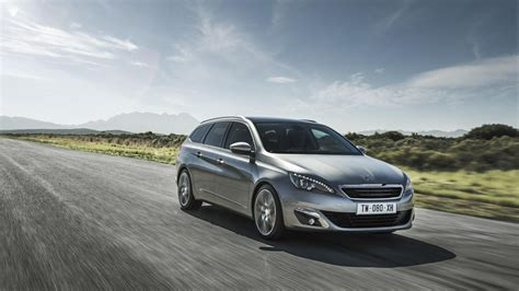 peugeot company car station wagon range fuel efficient station wagons from