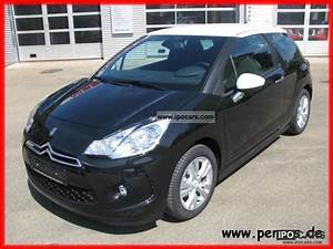Equipement Ds3 So Chic 2011 : 2011 citroen ds3 so chic vti 120 car photo and specs ~ Gottalentnigeria.com Avis de Voitures
