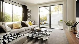 Casa de un piso moderna, dos fachadas y diseño interior Construye Hogar