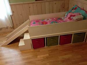 Best 25+ Toddler bed with storage ideas on Pinterest ...
