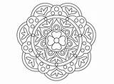 Rangoli Coloring Pages Colouring Printable Diwali Designs Mandala Print Printables Mandalas Patterns Pattern Colorine Sheets Simple Easy Adults Silhouettes Drawing sketch template