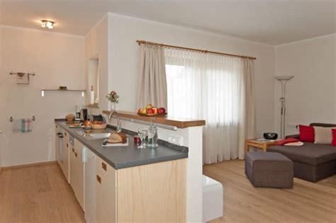 Wohnzimmer Mit Offener Küche by Einrichtungsideen Wohnzimmer Mit Offener K 252 Che