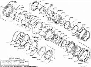 Olympus Ftl 50mm F1 4 Exploded Parts Diagram Service