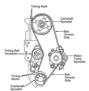 2006 Suzuki Forenza Timing Belt Diagram