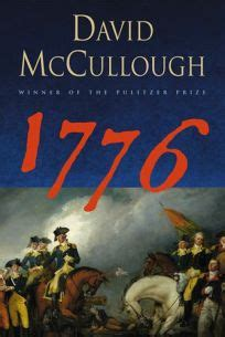 Nonfiction Book Review: 1776 by David McCullough Author