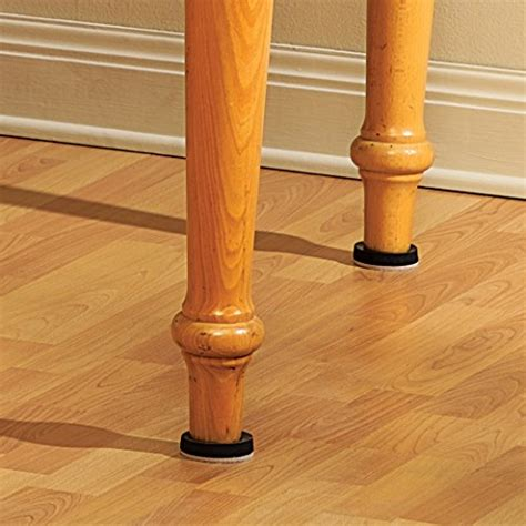 Furniture Sliders For Hardwood Floors by Sliders Pack Of 4 2 189 Inch Self Stick Furniture