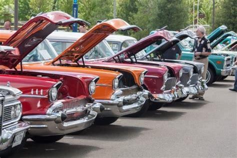 Malvern Autumn Classic Car Show