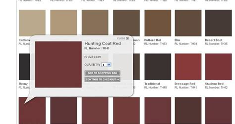ralph colors ralph paint color chart handy home design