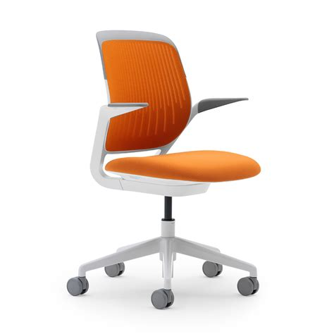 orange desk chair furniture accessories orange swivel chairs for living room