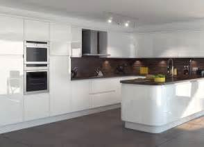 gloss kitchens ideas white gloss kitchen your kitchen broker yourkitchenbroker co uk