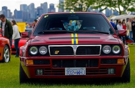 How About Some Rally, Eh? Two Perfect Delta Integrale Evos