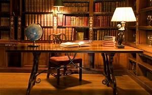 Office Library Wallpaper Background 50362 2560x1600 px ...
