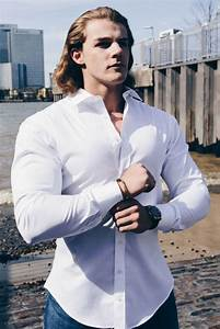 The Bodybuilder U0026 39 S Guide To Picking Dress Shirts