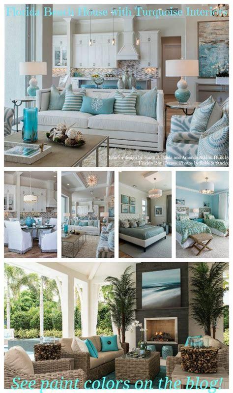 beach house colors ideas  pinterest beach