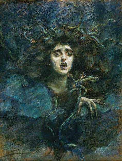 Medusa · Gods, Saints, and Heroes: An Art History Resource