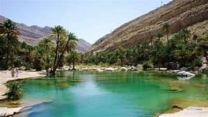 Exotic Wadis in Oman