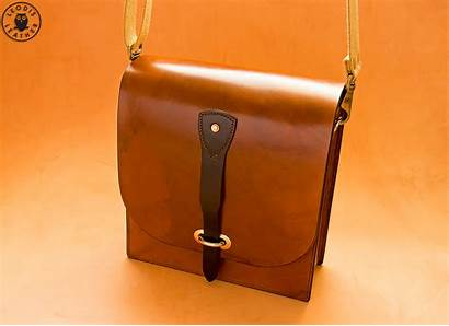 Leather Antique Brown Cases Bag Bags Handle