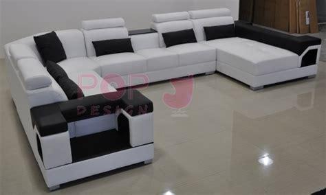canapé design toulouse grand canapé d 39 angle en cuir nimes l 6 places lit