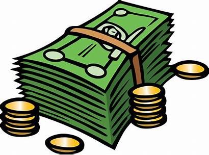 Money Clipart Clip Salary Capital Coins Cash