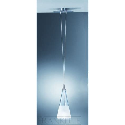 modern pendants pe3871 ceiling light satin nickel glass