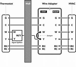 Installing The Thermostat Wire Adapter U2013 Customer Support Wiring Diagram