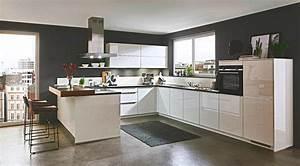 Küche L Form Hochglanz : wei e hochglanz u k che lieferbar nur 7299 nur bei kuechen boerse ~ Bigdaddyawards.com Haus und Dekorationen