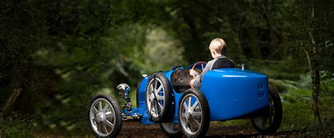 Between 1927 and 1930, ettore. Bugatti Celebrates 110th Anniversary By Rolling Out Bugatti Baby II!