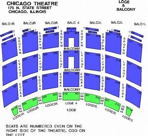 Bellco Theater Seating Chart Venue Seating Charts 101 9fm Chicago Wtmx