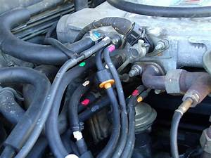 Need V Vacuum Hose Help Yotatech Forums Toyota Sequoia Valve Cover Diagram  Toyota  Auto Parts
