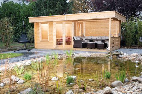 Gartenhaus Mit Terrasse Holz by Gartenhaus Flachdach 171 280x280cm Holzhaus Mit