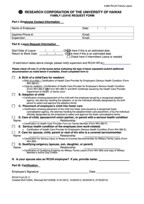 paid family leave claim form 6 paid family leave form templates free to download in pdf