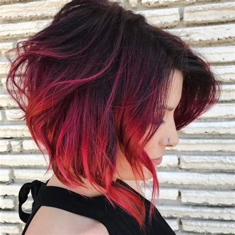 les meilleures nuances de coloration rouge pour vous