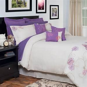 Somerset, Home, Mia, Oversized, Embroidered, Bedding, Comforter