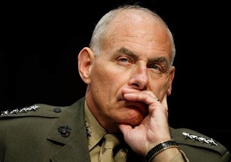 John Kelly speaks out