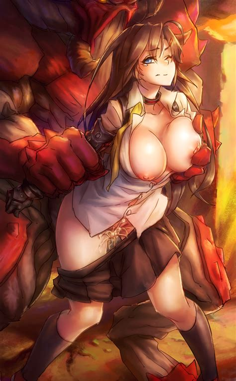 Defeat By Berg Yb Hentai Foundry