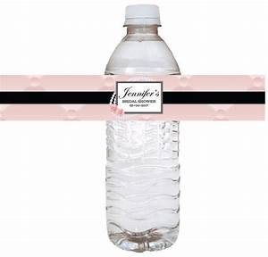 1000 images about coco chanel celebration invitation With chanel water bottle labels