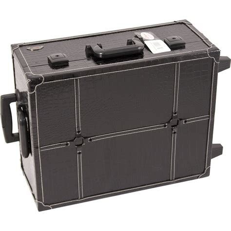 train case with lights sunrise justcase pro studio makeup rolling cosmetic train