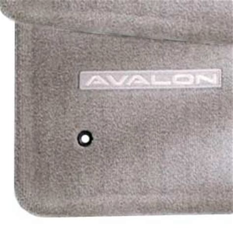 the best new 2006 toyota avalon carpeted floor mats from