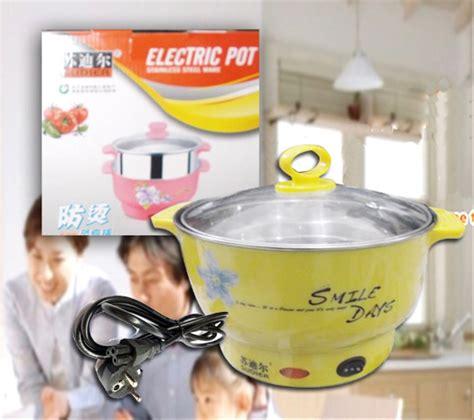 jual penghangat makanan elektrik panci listrik cooker u hangat sup di lapak ia shop iashop26