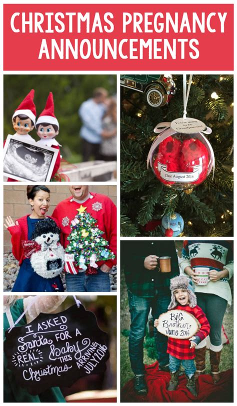 christmas pregnancy announcements love and marriage