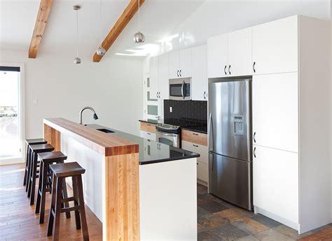 comptoir pour cuisine cuisine moderne griffe cuisine