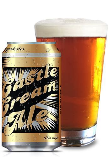 Castle Cream Ale   Castle Danger Brewing