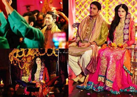 gohar mumtaz anam ahmed wedding pictures reviewitpk