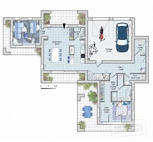 Plan De Maison D Architecte : villa d 39 architecte personnalis e d tail du plan de villa d 39 architecte personnalis e faire ~ Melissatoandfro.com Idées de Décoration