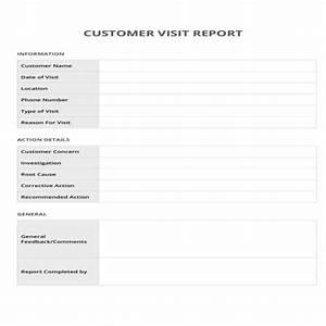 14  Visit Report Templates