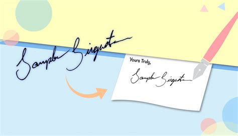 How to Add a Handwritten Signature to Word or Google Docs