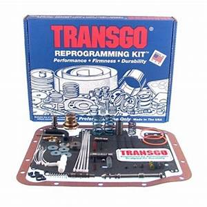 Ford Aode Full Manual Transmission Transgo Shift Kit Stage