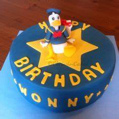 Donald Duck birthday cake for charlotte | Charlotte and ...