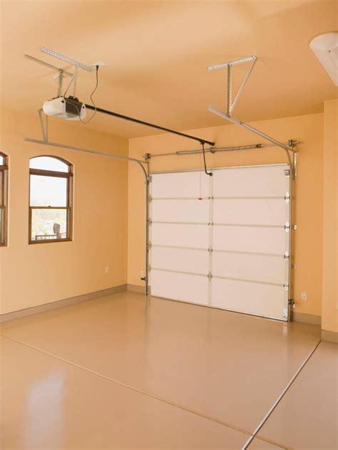 Open The Garage Door by Garage Door Options Open Up Hgtv