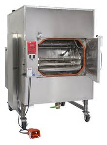 Electric Commercial Rotisserie Smokers